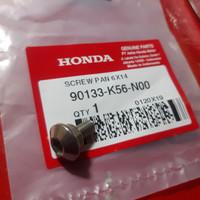 Baut L Body screw pan 6x14 Sonic Supra GTR Original 90133-K56-N00