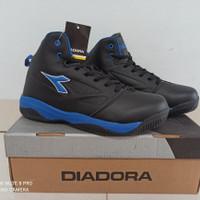 Sepatu Basket Diadora Dribling Black/Blue
