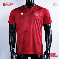 Jersey Training Timnas Indonesia MILLS Red