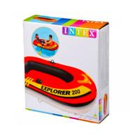 Perahu Karet Intex Explorer 200 ORIGINAL Boat Kapal Banjir Pompa