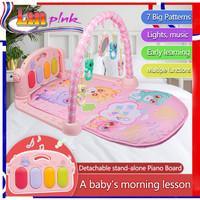 LP Baby Play Gym Piano / Play Mat Piano Musical