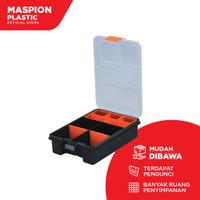 Maspion Kotak serba guna kotak Perkakas - multi purpose Toolbox 2315