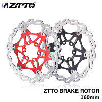 ZTTO Rotor Sepeda Rem Cakram 160 mm MTB Disc Hydraulic Brake Pads