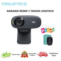 Logitech Webcam C310 HD 720P RESMI DAN BERGARANSI 100%