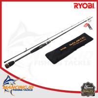 Joran Pancing Ryobi Balistic BLSS-56MH (Fuji) Fishing Rod Spinning