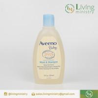 Aveeno Baby Wash and Shampoo 354ml