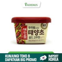 CJ Haecandle Gochujang TYC 500gr / Sambal Pasta Korea