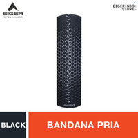 Eiger Riding Machine 1.1 Bandana - Black