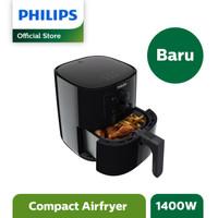 Philips Premium Airfryer HD9200/90 Air Fryer Philips HD 9200/90 Resmi