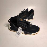 Sepatu Adidas NMD R1 V2 Black White Gump - Premium Import