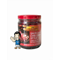 Lee Kum Kee Chiu Chow Style Chili Oil- Saus Cabai 205 g