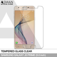 Asman Premium Tempered Glass Anti Gores for Samsung J5 Prime - Clear
