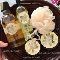 SALE! The Body Shop Paket Gift Set Moringa / Paket Seserahan