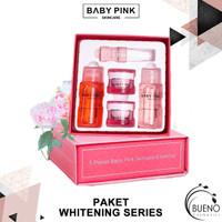BABY PINK SKINCARE WHITENING SERIES BABYPINK