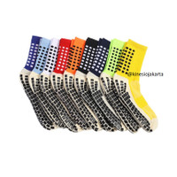 Kaos kaki anti slip FOX / Kaos kaki grip socks grip trusox gripsox