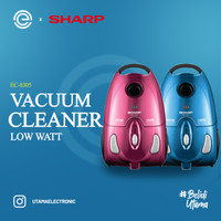 SHARP Vacuum Cleaner Low Watt - EC-8305