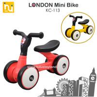 Sepeda Anak Inui LONDON Mini Bike 113 Sepeda Balance Bike Tanpa Pedal