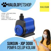 SUNSUN JQP 3000 Pompa Celup Kolam Aquarium Ikan Submersible Pump