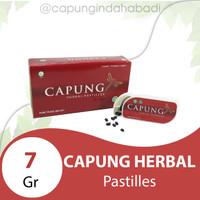 Capung Herbal Pastilles