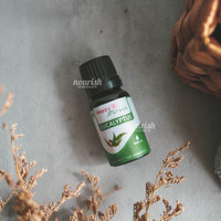 Happy Green Eucalyptus Essential Oil (Minyak Eukaliptus ) 10ml Murni