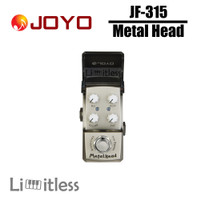 Efek Gitar Joyo JF315 Ironman Metal Head Distortion Pedal JF-315
