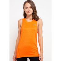 FILA Baju Tank Top Wanita Barresi - Orange