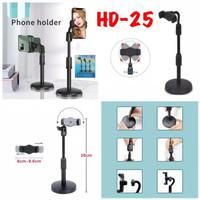 Holder Stand handphone tinggi universal HD-25