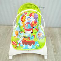 rocking chair baby portable rightstar/kursi ayun bayi 0 up to 20kg