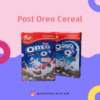 Post Oreo Cereal Korea 250gr Makanan Korea Sereal Sarapan