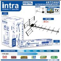 antena intra tv led lcd autdoor digital free kabel ±13 meter hm003