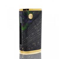 ASMODUS PUMPER 21 80W SQUONK BOX MOD BLACK AND GOLD