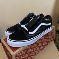 Sepatu Vans Oldskool Black White Original BNIB