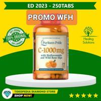 Puritan Vitamin C-1000 mg with Bioflavonoids & Rose Hips 250pcs Ready