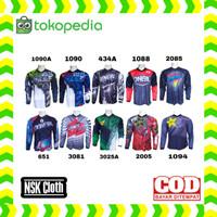 Kaos jersey sepeda baju jersey sepeda gunung bmx motocross 2072