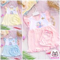 6 - 18 bulan 1 tahun Baju Dress Rok Bayi Setelan Celana Dalam Baby 411