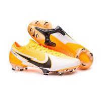 sepatu bola Nike mercurial vapour 13 elite yellow white FG