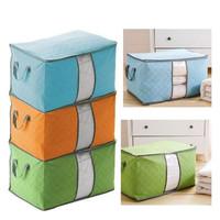 keranjang pakaian bayi Storage Bag Bamboo Model Tidur