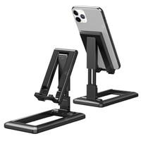 Aluminium Metal Desk Holder Phone Stand HP Free Adjust Model B31