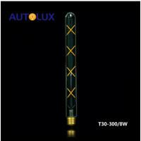 Lampu Filamen LED Vintage Retro Lampu LED Edison Bohlam T30 8W-AUTOLUX