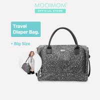 MOOIMOM Travel Diaper Bag Tas Perlengkapan Bayi
