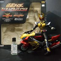 Action Figure Kamen Rider Agito Machine Tornador Banpresto Ori
