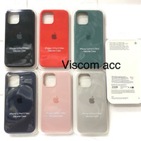 Silicone case iphone 12 pro 6.1 / iphone 12 max 6.1 back cover