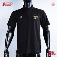 Polo Shirt Timnas Indonesia MILLS Black