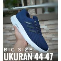 sepatu pria big size jumbo olahraga sepatu ukuran 45 ukuran 46 47