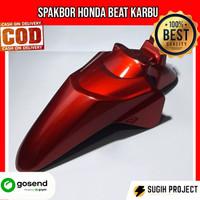 Spakbor Slebor Selebor Depan Beat Karbu Lama 2010 2011 2012 Merah