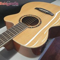 Gitar Akustik Elektrik Tanglewood TWK SFCE Guitar Accoustic Electric
