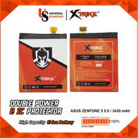 "Baterai XTRIKE Double Power C11P1324 ASUS ZENFONE 5 (5.5"")"