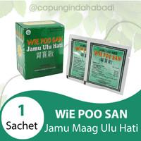 Jamu maag/ ulu hati Wie Poo San