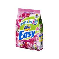 Detergen Bubuk Attack Easy Romantic Flower 1.2kg DAPAT 2 Bungkus