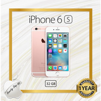 NEW IPHONE 6S 32 GB GREY ROSEGOLD GOLD